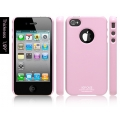 SGP iPhone 4 Case Ultra Thin Pastel Series [Sherbet Pink] (SGP06924)